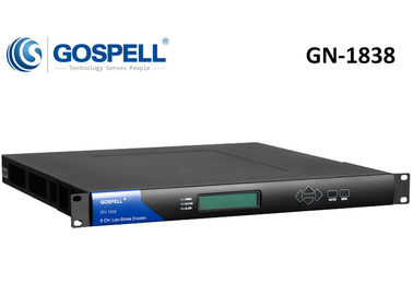 China Codificador de GN-1838 8-Ch MPEG-2 SD, codificador rentable del SD distribuidor